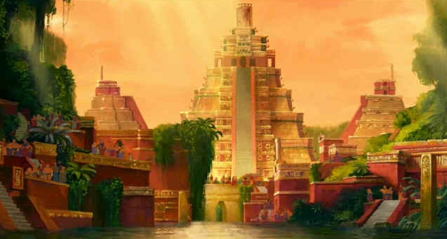From DreamWorks: The Road to El Dorado