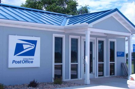 Post Office, Wolsey, SD