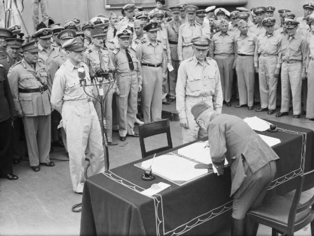 Japanese Surrender 3